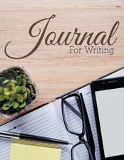 Journal for Writing:  Track Your Weight Loss Progress (Includes Calorie Counter)