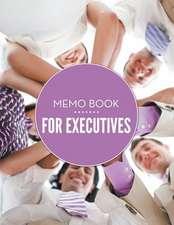 Memo Book for Executives:  Coloring Fun