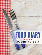 Food Diary Journal 2015