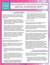 Dsm-5 Diagnostic and Statistical Manual (Mental Disorders) Part 1 (Speedy Study Guides):  Ciao!