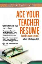 Ace Your Teacher Resume (& Cover Letter): Insider Secrets That Get You Noticed