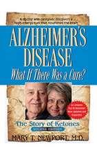 Alzheimer's Disease:  The Story of Ketones