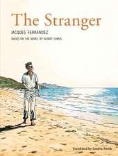 The Stranger – The Graphic Novel