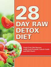 28 Day Raw Detox Diet