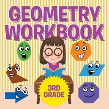 Geometry Workbook 3rd Grade