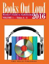 Books Out Loud - 2 Volume Set, 2016