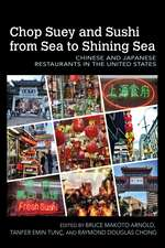 Chop Suey and Sushi from Sea to Shining Sea