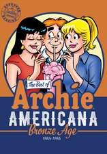 The Best Of Archie Americana Vol. 3: Bronze Age