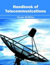 Handbook of Telecommunications