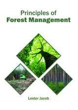 Principles of Forest Management