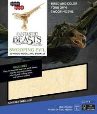 INCREDIBUILDS: FANTASTIC BEASTS AND WHERE TO FIND THEM: SWOOPING EVIL 3D WOOD MO