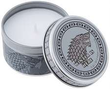 Lumânare Game of Thrones House Stark Scented