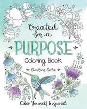 Created for a Purpose Coloring Book