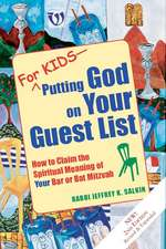 For Kids--Putting God on Your Guest List 2/E