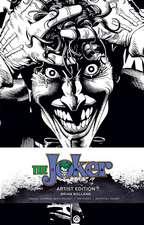 DC Comics: The Joker Hardcover Ruled Journal: Artist Edition