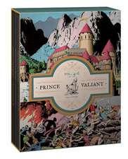Prince Valiant Volumes 4-6 Gift Box Set