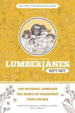 Lumberjanes Graphic Novel Gift Set