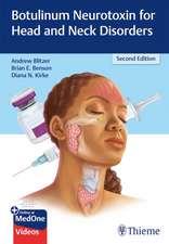 Botulinum Neurotoxin for Head and Neck Disorders