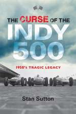 Curse of the Indy 500