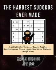 The Hardest Sudokos Ever Made #1