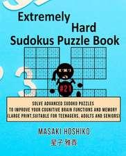 Extremely Hard Sudokus Puzzle Book #21