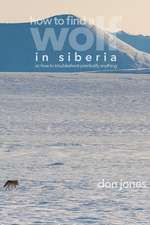 How to Find a Wolf in Siberia: Or, How to Troubleshoot Almost Anything