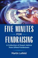 Five Minutes For Fundraising