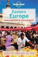 Lonely Planet Eastern Europe Phrasebook & Dictionary:  Thinking Differently about Business
