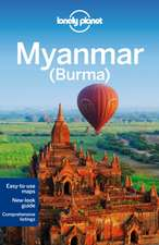 Lonely Planet Myanmar (Burma):  On-The-Road Tales from Screen Storytellers