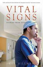 Vital Signs:  Stories from Intensive Care
