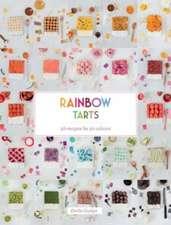 Rainbow Tarts