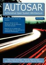 Autosar - Automotive Open System Architecture