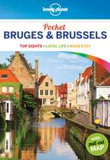 Lonely Planet Pocket Bruges & Brussels:  The Hidden World of Islamic Women
