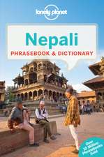 Lonely Planet Nepali Phrasebook & Dictionary:  101 Skills & Experiences to Discover on Your Travels