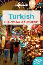 Lonely Planet Turkish Phrasebook & Dictionary:  101 Skills & Experiences to Discover on Your Travels