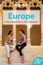 Lonely Planet Europe Phrasebook & Dictionary:  How They Were Made & Why They Are Amazing