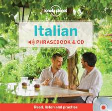 Lonely Planet Italian Phrasebook [With CD (Audio)]:  Get the Best Travel Secrets & Advice from the Experts