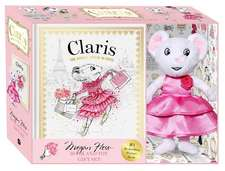 Claris: Book & Toy Gift Set: The Chicest Mouse in Paris