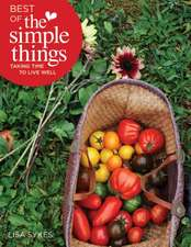 Best of the Simple Things