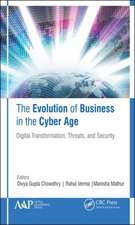 Evolution of Business in the Cyber Age