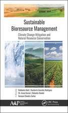 Sustainable Bioresource Management