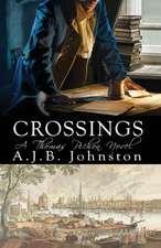 Crossings, a Thomas Pichon Novel