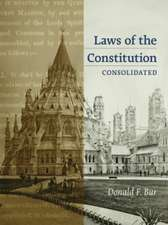 Laws of the Constitution