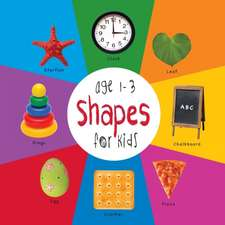 Shapes for Kids Age 1-3 (Engage Early Readers