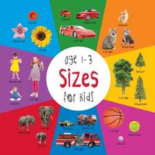 Sizes for Kids Age 1-3 (Engage Early Readers