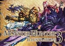 Monster Hunter Illustrations 3