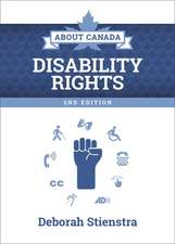 About Canada: Disability Rights – 2nd Edition