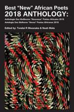 """Best """"New"""" African Poets 2018 Anthology"""
