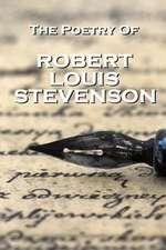 Robert Louis Stevenson, the Poetry of