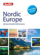 Berlitz Phrasebook & Dictionary Nordic Europe(bilingual Dictionary)
